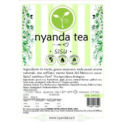 Sisu - Tè verde al pino...