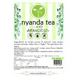 Arancioso - Tè verde...