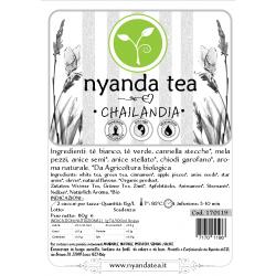 Chailandia - Tè bianco...