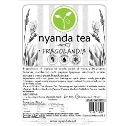 Fragolandia - Tè bianco...
