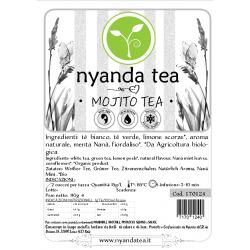 Mojito Tea - Tè bianco con...
