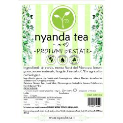 Profumi d'Estate - Tè verde...