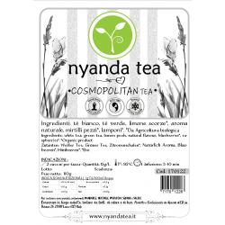 Cosmopolitan tea - Tè...