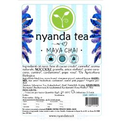 Maya Chai - Tè nero con...